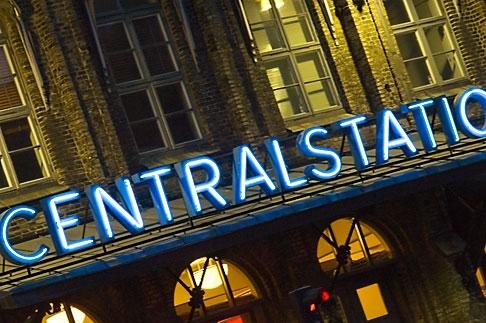 image 5-700-5858 Sweden, Goteborg, Central Station
