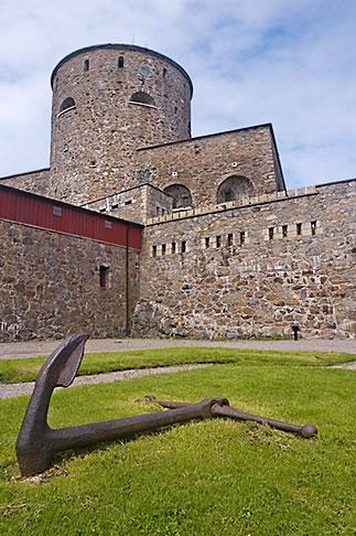 image 5-710-2294 Sweden, Marstrand, Carlsten Fortress