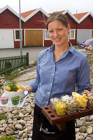 image 5-710-5472 Sweden, West Sweden, Seafood platter