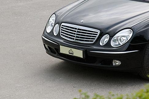 image 5-720-2839 Sweden, Stockholm, Kings limousine