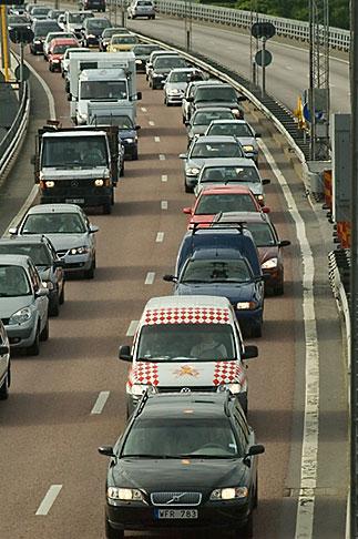 image 5-720-2874 Transportation, Traffic on the motorway