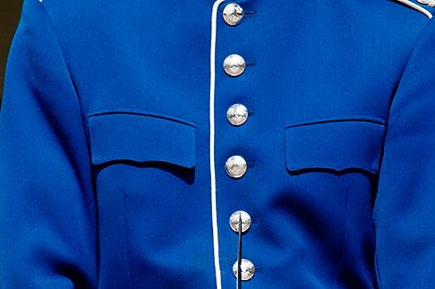 image 5-720-2954 Sweden, Stockholm, Palace Guard