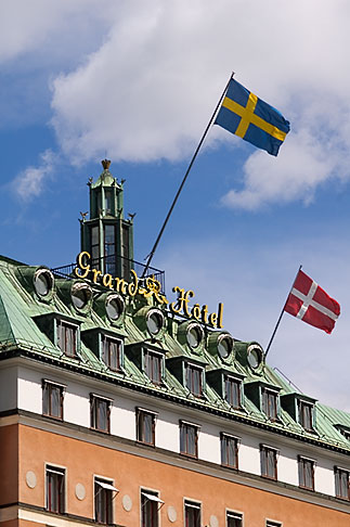image 5-720-3252 Sweden, Stockholm, Grand Hotel