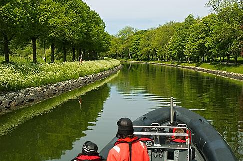 image 5-720-3867 Sweden, Stockholm, Royal Canal
