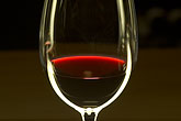 fluid stock photography | Wine, Glass of red wine, image id 5-720-3918