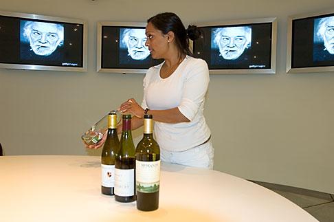 image 5-720-3932 Sweden, Stockholm, Nordic Light Hotel, Wine tasting