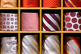 stripe stock photography | Still life, Neckties, image id 5-720-4104