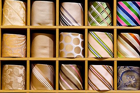 image 5-720-4106 Still life, Neckties
