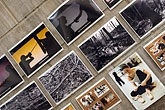 display stock photography | Sweden, Stockholm, Street Market, Photography exhibit, image id 5-720-4127