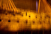hull stock photography | Sweden, Stockholm, Vasa Ship Museum, image id 5-720-4175