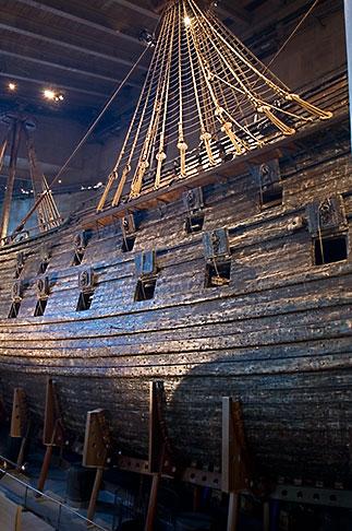 image 5-720-4180 Sweden, Stockholm, Vasa Ship Museum