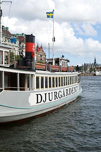 image 5-720-4213 Sweden, Stockholm, Ferry