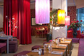 red light stock photography | Sweden, Stockholm, Grill restaurant , image id 5-720-4334