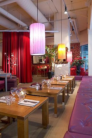 image 5-720-4336 Sweden, Stockholm, Grill restaurant