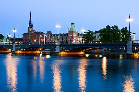 image 5-720-4387 Sweden, Stockholm, Riddarholmen