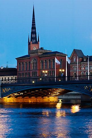 image 5-720-4389 Sweden, Stockholm, Riddarholmen