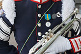 trumpet stock photography | Sweden, Stockholm, Miltary band, image id 5-720-5935