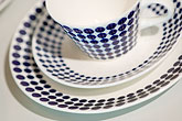 dotted stock photography | Still life, Cup and saucer, image id 5-720-6742