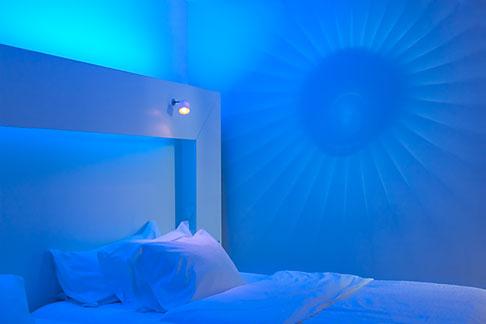 image 5-720-6832 Sweden, Stockholm, Nordic Light Hotel, room interior