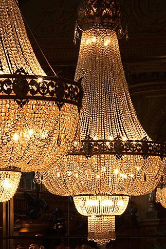 image 5-720-7060 Sweden, Stockholm, Berns Hotel, Chandeliers