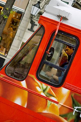 image 5-720-7084 Sweden, Stockholm, Tram