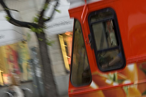 image 5-720-7094 Sweden, Stockholm, Tramcar