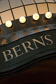 sign stock photography | Sweden, Stockholm, Berns Hotel, image id 5-720-7116