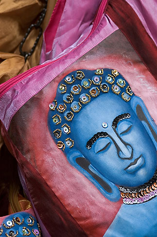 image 5-720-7133 Religious Art, Street market, Buddha