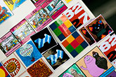 multicolour stock photography | Sweden, Stockholm, Street Market, Magnets, image id 5-720-7217