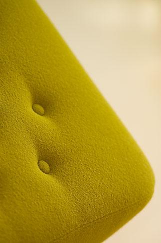 image 5-720-7438 Textiles, Green Pillow