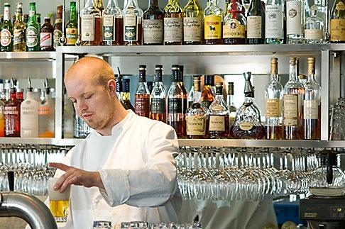 image 5-720-7502 Sweden, Stockholm, Lydmar Hotel, bar