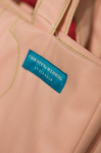 image 5-720-7630 Sweden, Stockholm, Designtorget store, handbag