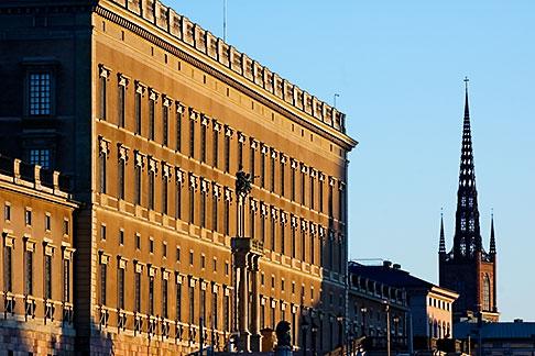 image 5-720-7780 Sweden, Stockholm, Parliament building