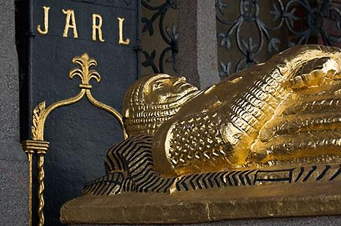 image 5-720-7827 Sweden, Stockholm, Stadshuset, Tomb of Birger Jarl