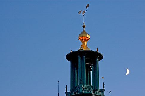 image 5-720-7901 Sweden, Stockholm, Stadshuset