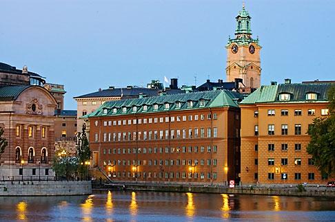 image 5-720-7909 Sweden, Stockholm, Riddarholmen
