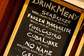 swedish food stock photography | Sweden, Chalkboard restaurant menu, image id 5-730-6539