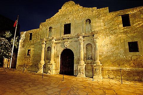 image 1-700-81 Texas, San Antonio, The Alamo