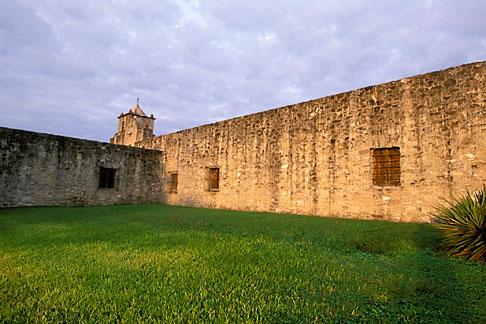 image 1-720-31 Texas, Goliad, Presidio la Bahia