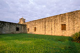 us flag stock photography | Texas, Goliad, Presidio la Bah�a, image id 1-720-31