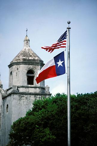image 1-721-19 Texas, Goliad, Mission Espiritu Santo de Zuniga