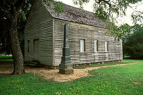 image 1-750-5 Texas, Washington on the Brazos, Texas Independence Hall