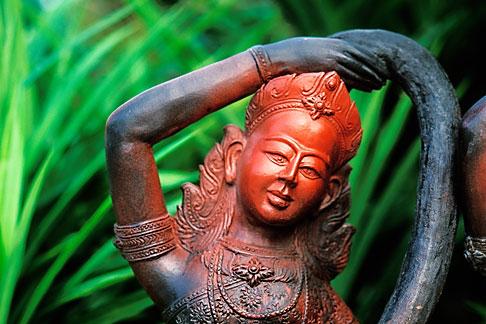 image 0-360-1 Asian Art, Statue of apsara