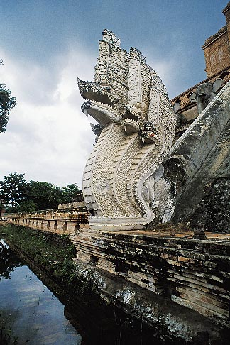 image 0-362-16 Thailand, Chiang Mai, Wat Chedi Luong