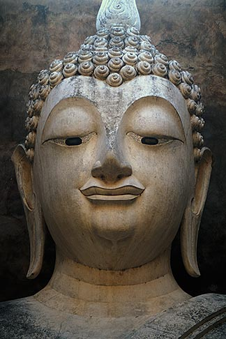 image 0-380-58 Thailand, Sukhothai, Phra Achana, Wat Si Chum