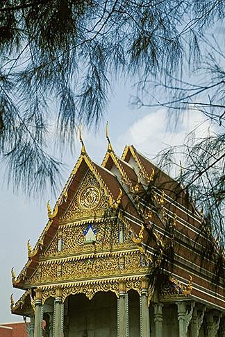 image 7-513-13 Thailand, Bangkok, Temple, Nonthaburi