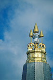 gold stock photography | Thailand, Phuket, Temple, Promthep Cape, image id 7-521-5