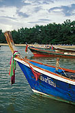 colour stock photography | Thailand, Phuket, Fishing boat, image id 7-522-23