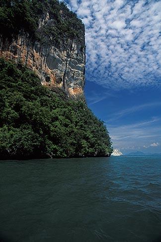 image 7-550-6 Thailand, Phang Na Bay, Star Flyer clipper ship