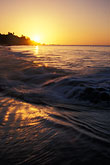 caribbean beach sunset stock photography | Tobago, Sunset, Grafton Beach, image id 8-31-3